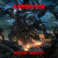 Suicide Society (Deluxe 3d Cover)