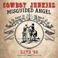 Misguided Angel Live 89: Taped For Fm Broadcast