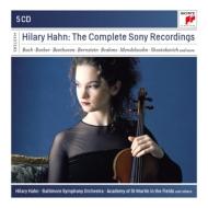 ヒラリー・ハーン/コンプリート・ソニー・レコーディングズ(5CD)
