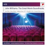 ジョン・ウィリアムズ/サウンドトラック名曲集(4CD)