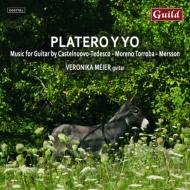カステルヌーヴォ=テデスコ:プラテーロと私、モレノ=トローバ:スペインの城、マーソン:『アルキビアーデ』 ヴェロニカ・マイヤー