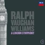 Symphony No.2, Tallis Fantasia, etc : Norrington / London Philharmonic