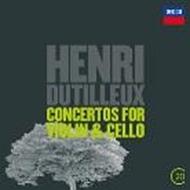 ヴァイオリン協奏曲、チェロ協奏曲 アモイヤル、ハレル、デュトワ&フランス国立管