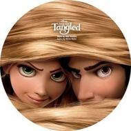 塔の上のラプンツェル Tangled サウンドトラック (ピクチャー仕様/アナログレコード/Walt Disney)