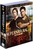 SUPERNATURAL VIII スーパーナチュラル <エイト・シーズン> セット1