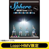 Sphere Best Live 2015 ミッションイントロッコ!!!!+a5ミニノート5冊セット Loppi Hmv限定: (Lh)