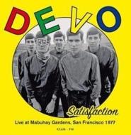 Satisfaction: Live At Mabuhay Gardens San Francisco 1977