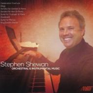 管弦楽曲&器楽作品集 クラーガー&ムーアズ・スクール響、ヴァージニア・ブラス・クインテット、他