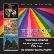 Incredible String Band / The 5000 Spirits Or The Layers Of The Onion / The Hangman's Beautiful Daughter