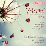 フランシスコ会の風景、大聖堂、ピアノと管弦楽のための交響詩、他 メナ&BBCフィル、バヴゼ