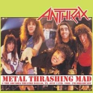 Metalthrashing Mad: Fm Broadcast Arcadia Theatre Dallas 1989
