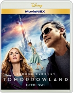 Tomorrowland MovieNEX