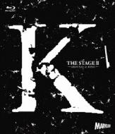 舞台『K』第二章 -AROUSAL OF KING-Blu-ray