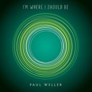 I'm Where I Should Be (7インチシングルレコード)
