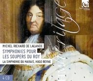 王の晩餐のためのサンフォニー ヒューゴ・レーヌ&ラ・サンフォニー・ド・マレ(4CD)