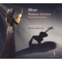 Rosenkranz-sonaten: Lina Tur Bonet(Vn)Musica Alchemica