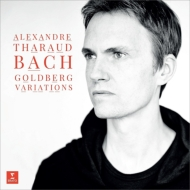 バッハ(1685-1750)/(Piano)goldberg Variations: Tharaud(P) (Ltd)