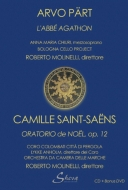 Part L'abbe Agathon, Saint-Saens Oratorio de Noel : Molinelli / Bologna Cello Project, Chiuri(Ms)(+PAL-DVD-R)