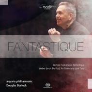 ベルリオーズ:幻想交響曲、ウェーバー/ベルリオーズ編:舞踏への勧誘 ボストック&アールガウ・フィル