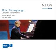 ピアノ作品全集1965〜2013 ニコラス・ホッジス(2CD)
