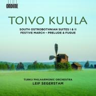 南オストロボスニア組曲第1番、第2番、前奏曲とフーガ、祝典行進曲 セーゲルスタム&トゥルク・フィル