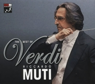 The Best of Verdi : Muti / Giovanile Luigi Cherubini Orchestra, Dvali, Malavasi, Meli, Alaimo, Dall'Amico, etc