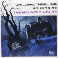Chilling, Thrilling Sounds of the Haunted House (1964年版) (アナログレコード/Walt Disney)