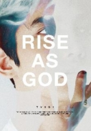 Special Album: RISE AS GOD [Taiwan WHITE Ver.]