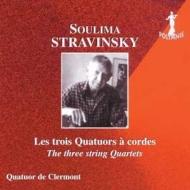 String Quartet, 1, 2, 3, : Quatuor De Clermont