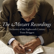 The Mozart Recordings : Bruggen / 18th Century Orchestra (8CD)(+1CD)