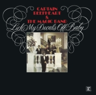 Captain Beefheart/Lick My Decals Off Baby