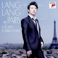Lang Lang in Paris -Chopin Scherzos, Tchaikovsky The Seasons (2CD)(+DVD)