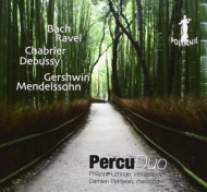 Acousticks-duos For Vibraphone & Marimba: Percu Duo