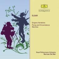 エニグマ変奏曲、『威風堂々』第1〜5番 デル・マー&ロイヤル・フィル