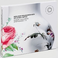 シューマン:交響曲全集 ラトル&ベルリン・フィル(2SACD)