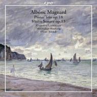 ピアノ三重奏曲、ヴァイオリン・ソナタ トリエンドル、ロランソー、ホルヌング