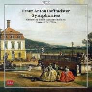 交響曲集、『イタカ島の王子』序曲 グリフィス&スイス・イタリア語放送管弦楽団