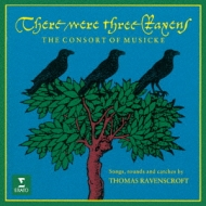 There Were Three Ravens-songs, Rounds & Catches: Rooley / Consort Of Musicke