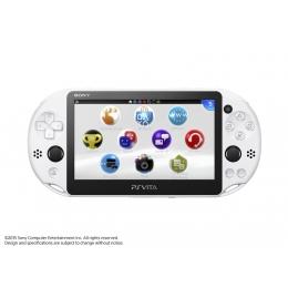 Game Hard/Playstation Vita Pch-2000シリーズ Wi-fiモデル グレイシャー・ホワイト