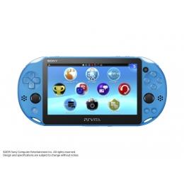 Game Hard/Playstation Vita Pch-2000シリーズ Wi-fiモデル アクア・ブルー