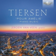 ヤン・ティルセン:ピアノ作品集〜『アメリ』『グッバイ、レーニン!』 ファン・フェーン(2CD)