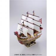 本格帆船プラモシリーズ ワンピース レッド・フォース号 プラスチックキット