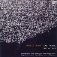Multitude, Solitude: Momenta Q P.pearson(Ob)Alessi(Tb)S.rhodes(Va)