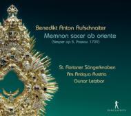 Memnon Sacer Ab Oriente: Letzbor / Ars Antiqua St Florian Boys' Cho
