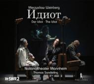 The Idiot: T.sanderling / Mannheim Natinal Theater Tralla Slepneva Scheschareg