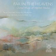 合唱作品集 E.ホルトン、トゥルー・コンコード・ヴォイシズ&オーケストラ