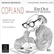 交響曲第3番、市民のためのファンファーレ:大植英次 指揮&ミネソタ管弦楽団 (アナログレコード)