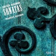 ピアノ・ソナタ、詩篇第94篇によるソナタ マルクス・ベッカー