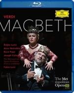 ヴェルディ(1813-1901)/Macbeth: A.noble Luisi / Met Opera Lueiea Netrebko Pape Renault Baetge Calleja