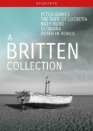A Britten Collection : Ticciati / P.daniel / Elder / Gardner / (6DVD)
